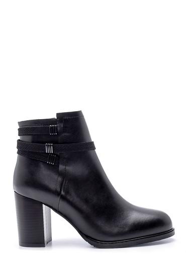 Siyah Kadın Topuklu Bot 5638178333