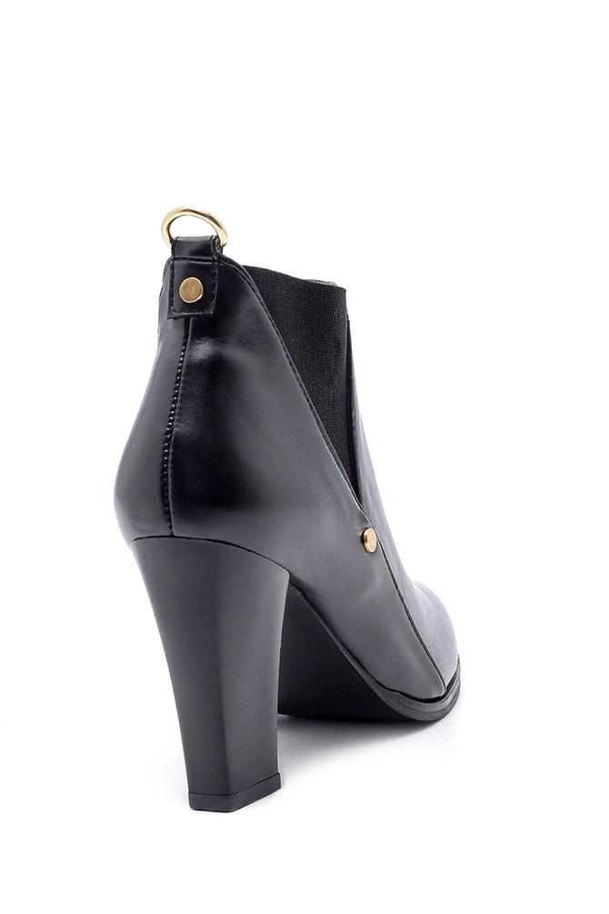 5638178363 Kadın Klasik Topuklu Bot