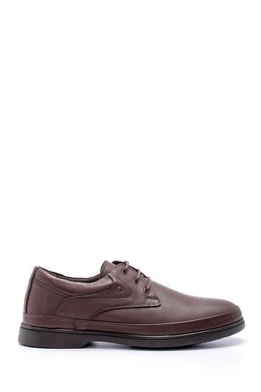 Kahverengi Erkek Deri Casual Ayakkabı 5638197369