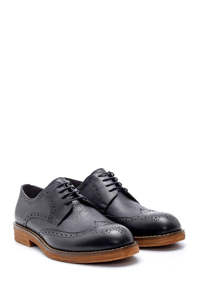 5638199818 Erkek Deri Klasik Ayakkabı