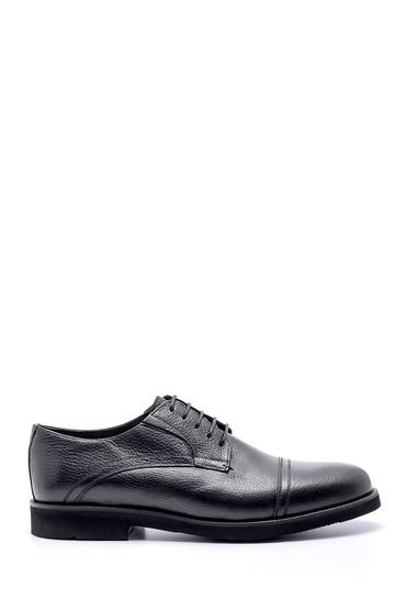 Siyah Erkek Deri Klasik Ayakkabı 5638200035