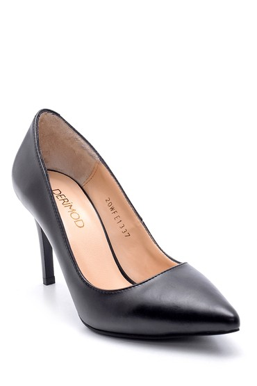 Siyah Kadın Stiletto 5638203136