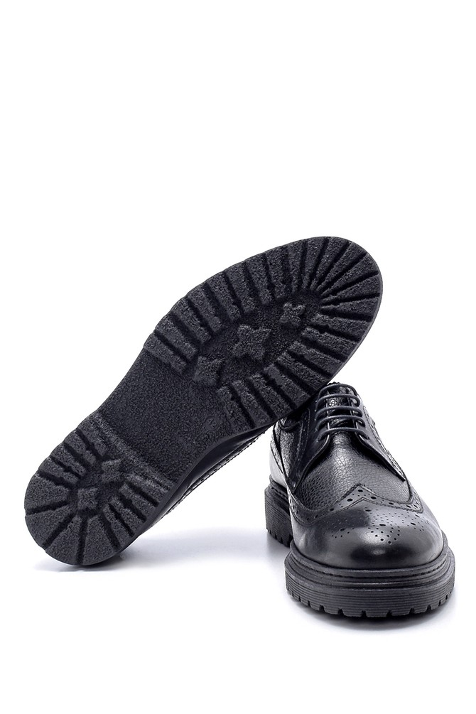 5638210940 Erkek Deri Casual Ayakkabı