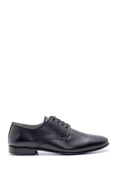 Siyah Erkek Deri Klasik Ayakkabı 5638212031