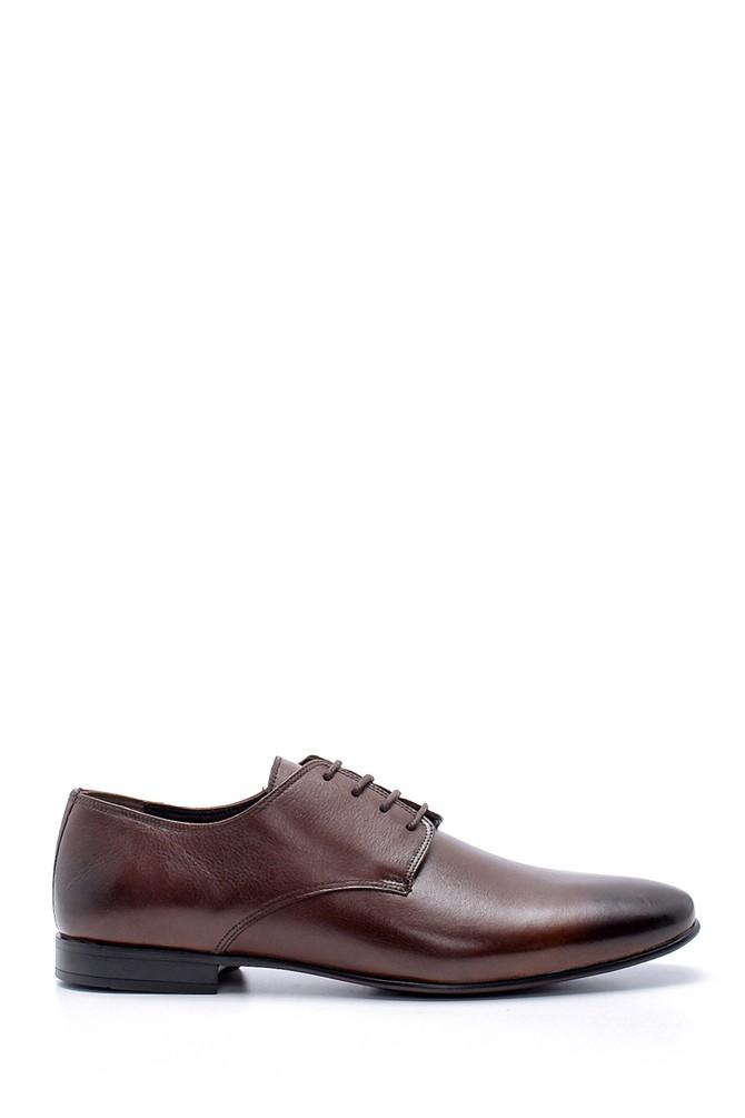 Kahverengi Erkek Deri Klasik Ayakkabı 5638212029