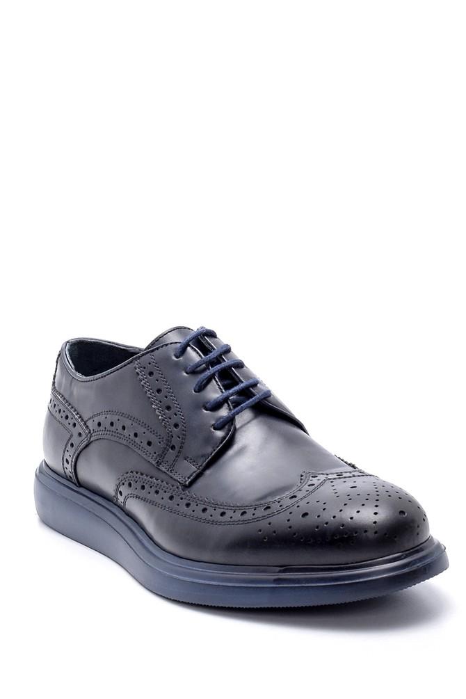 5638212344 Erkek Deri Klasik Ayakkabı