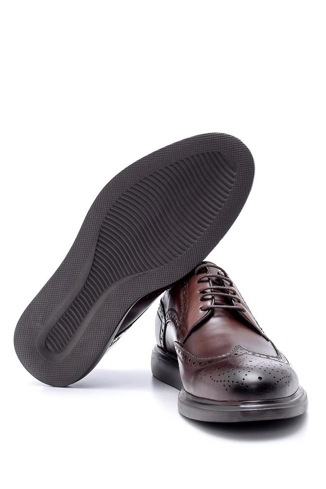 5638212342 Erkek Deri Klasik Ayakkabı