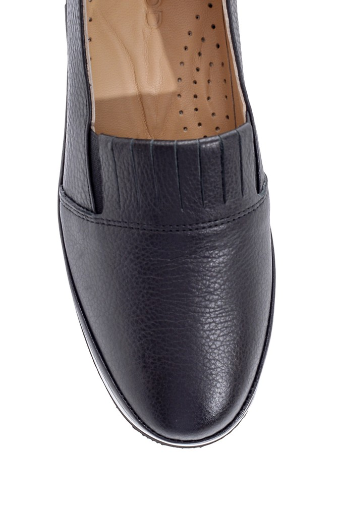 5638212071 Kadın Deri Ayakkabı