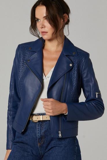 Mavi Colette Kadın Deri Ceket 5638226426