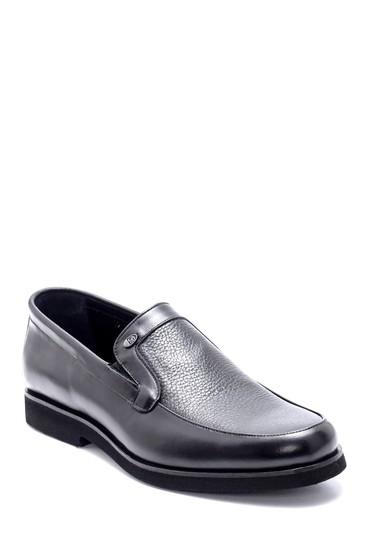 Siyah Erkek Deri Ayakkabı 5638209787