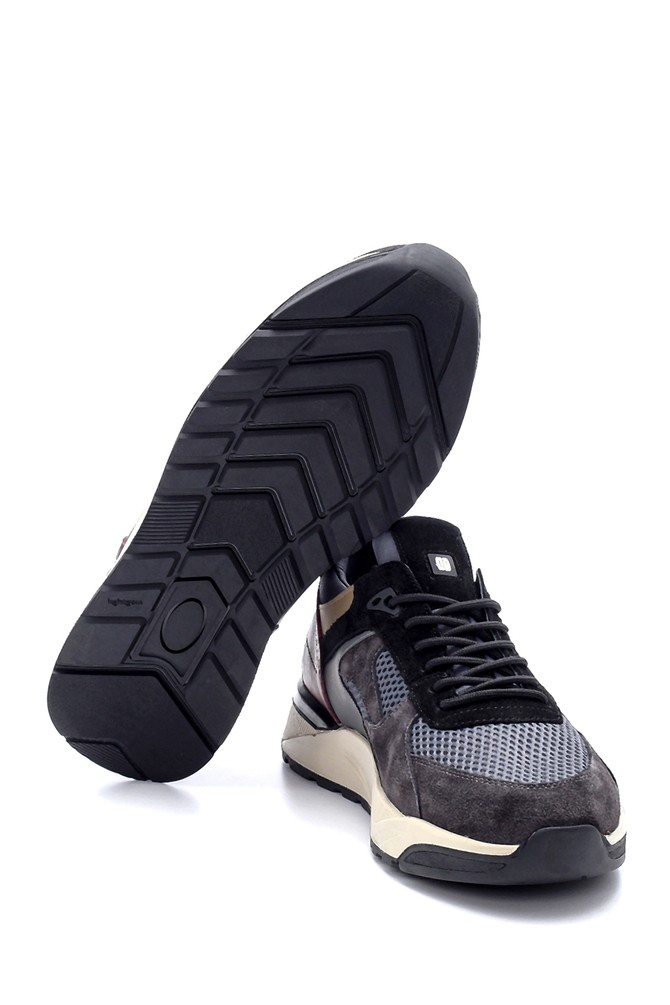 5638211832 Erkek Deri Sneaker