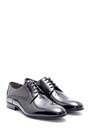 5638213585 Erkek Deri Rugan Klasik Ayakkabı
