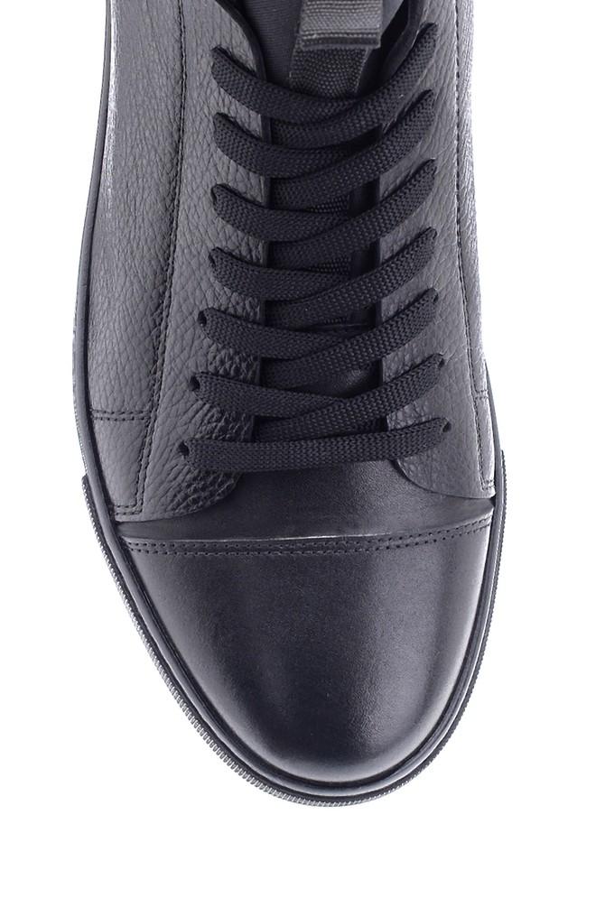 5638212504 Erkek Deri Sneaker