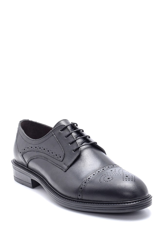 5638214197 Erkek Deri Klasik Ayakkabı