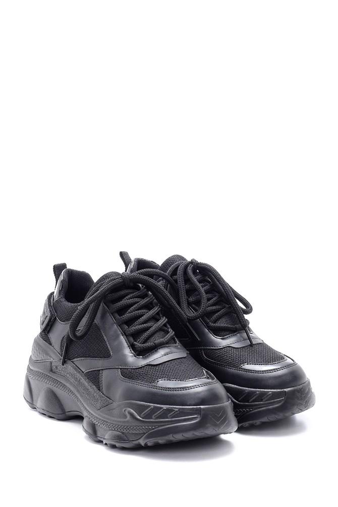 5638220082 Kadın Yüksek Tabanlı Sneaker