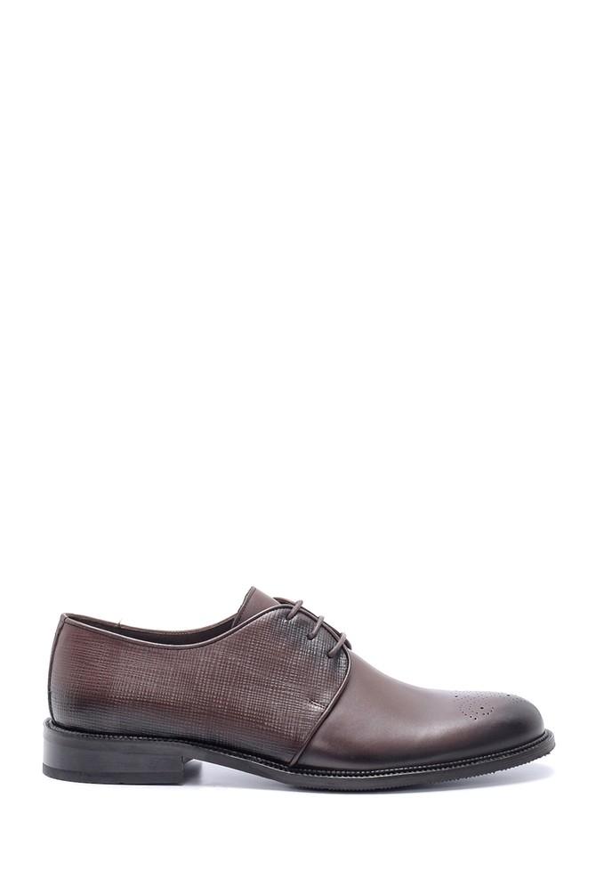 Kahverengi Erkek Deri Klasik Ayakkabı 5638200105