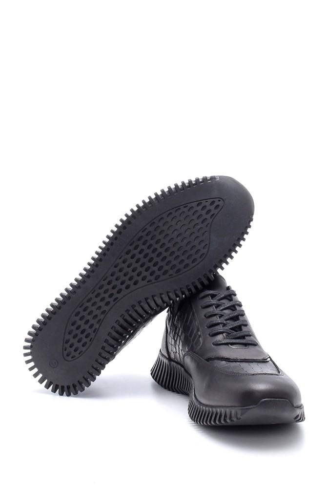 5638203988 Erkek Deri Sneaker