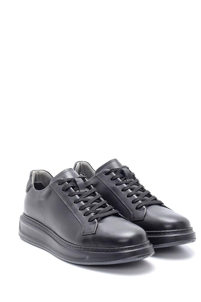 5638204482 Erkek Deri Sneaker