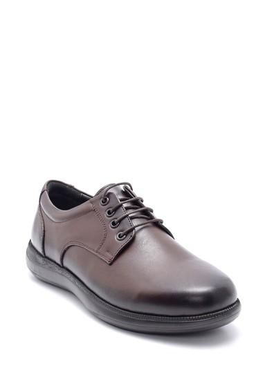 Kahverengi Erkek Deri Casual Ayakkabı 5638208519