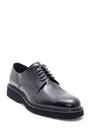 5638209843 Erkek Deri Baskılı Klasik Ayakkabı