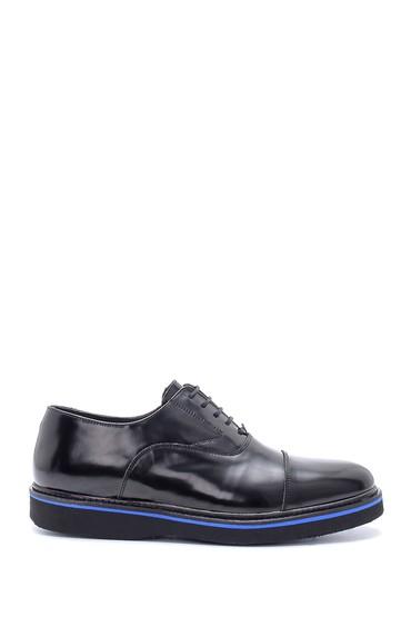 Siyah Erkek Deri Ayakkabı 5638211873