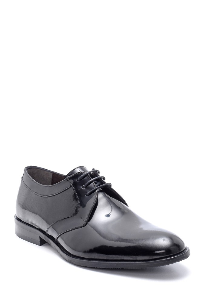 5638213603 Erkek Deri Rugan Klasik Ayakkabı