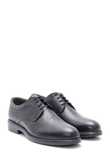 Siyah Erkek Deri Klasik Ayakkabı 5638216498