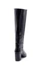5638213187 Kadın Kroko Desenli Topuklu Çizme