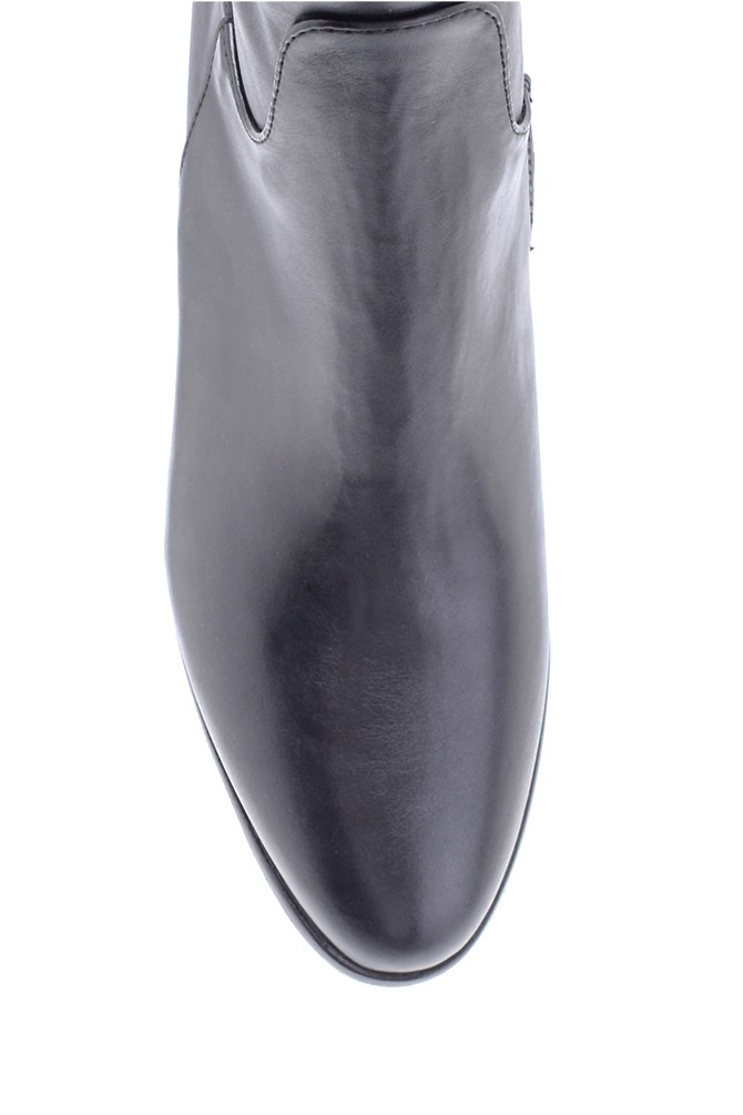 5638213199 Kadın Topuklu Çizme