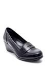 5638202647 Kadın Deri Dolgu Topuklu Ayakkabı