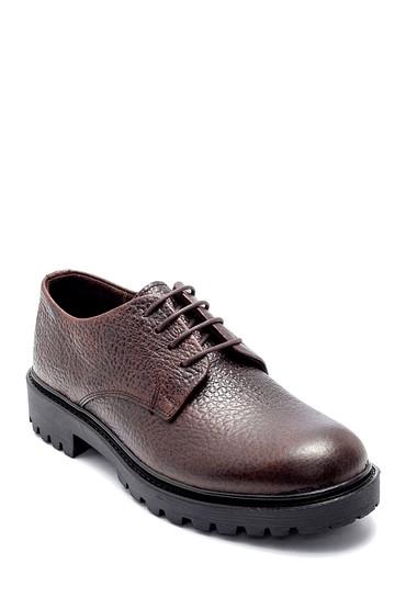 Kahverengi Erkek Deri Ayakkabı 5638204085
