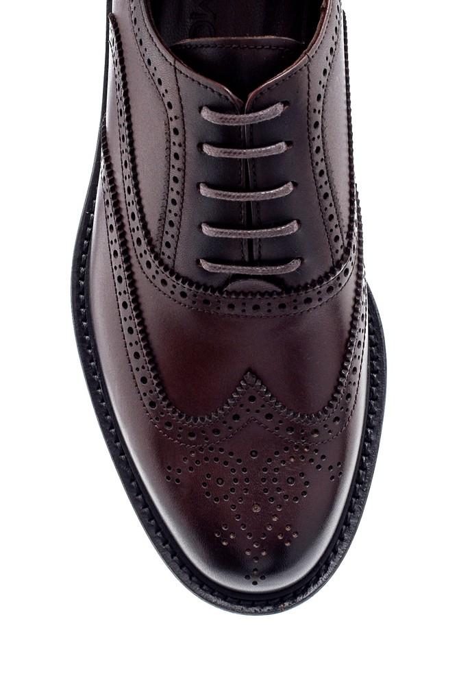 5638213623 Erkek Deri Klasik Ayakkabı