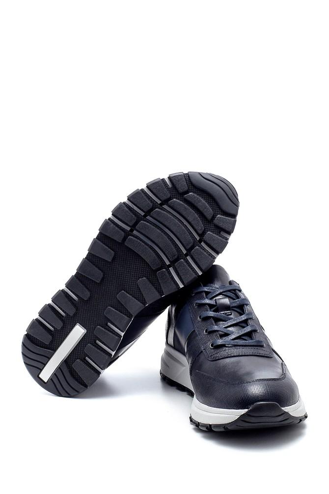 5638215281 Erkek Deri Sneaker