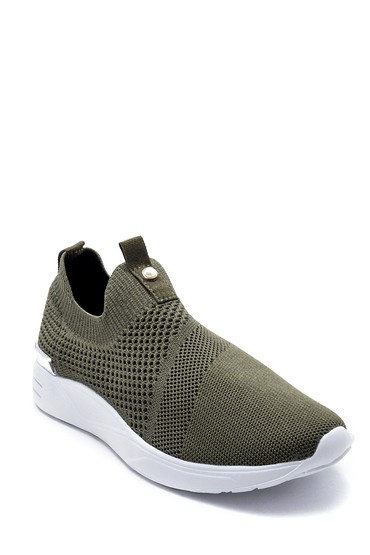 Yeşil Kadın Çorap Sneaker 5638191703