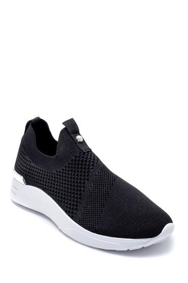 Siyah Kadın Çorap Sneaker 5638191704