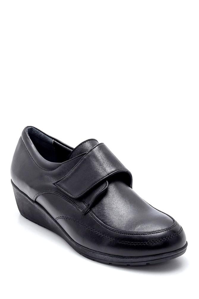 5638202488 Kadın Deri Ayakkabı