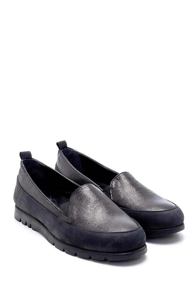 5638202596 Kadın Deri Ayakkabı