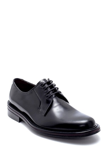 Siyah Erkek Deri Klasik Ayakkabı 5638208138