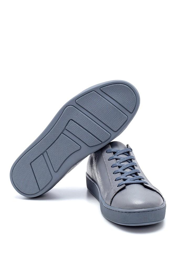5638212846 Erkek Deri Sneaker