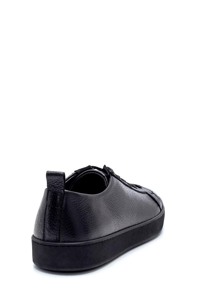 5638212845 Erkek Deri Sneaker