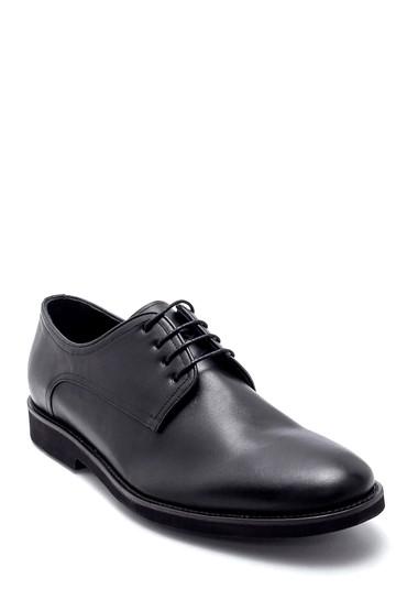 Siyah Erkek Deri Klasik Ayakkabı 5638214878