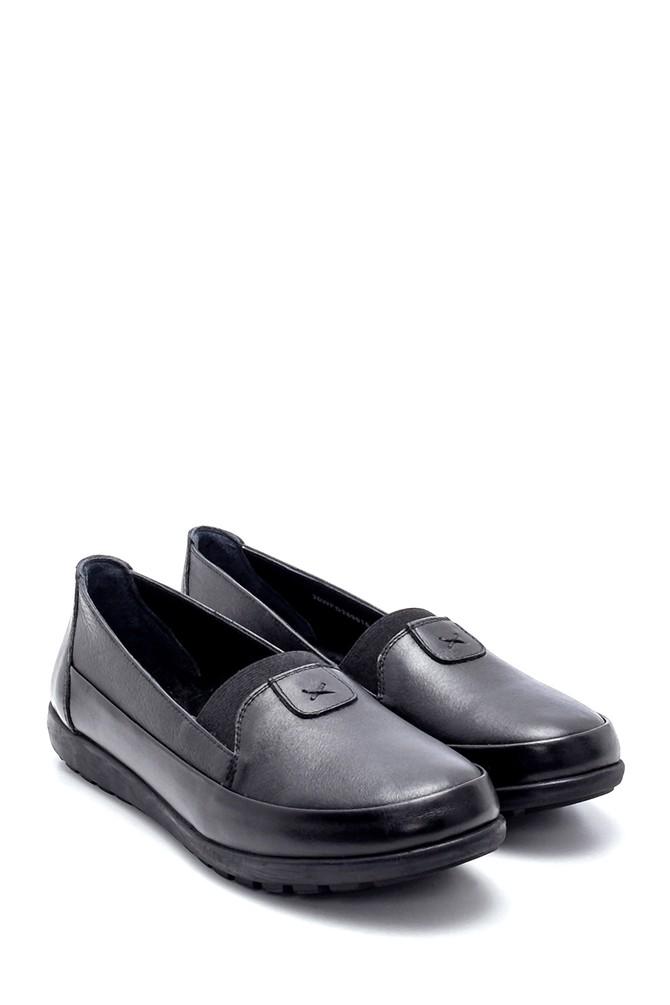 5638209320 Kadın Deri Ayakkabı
