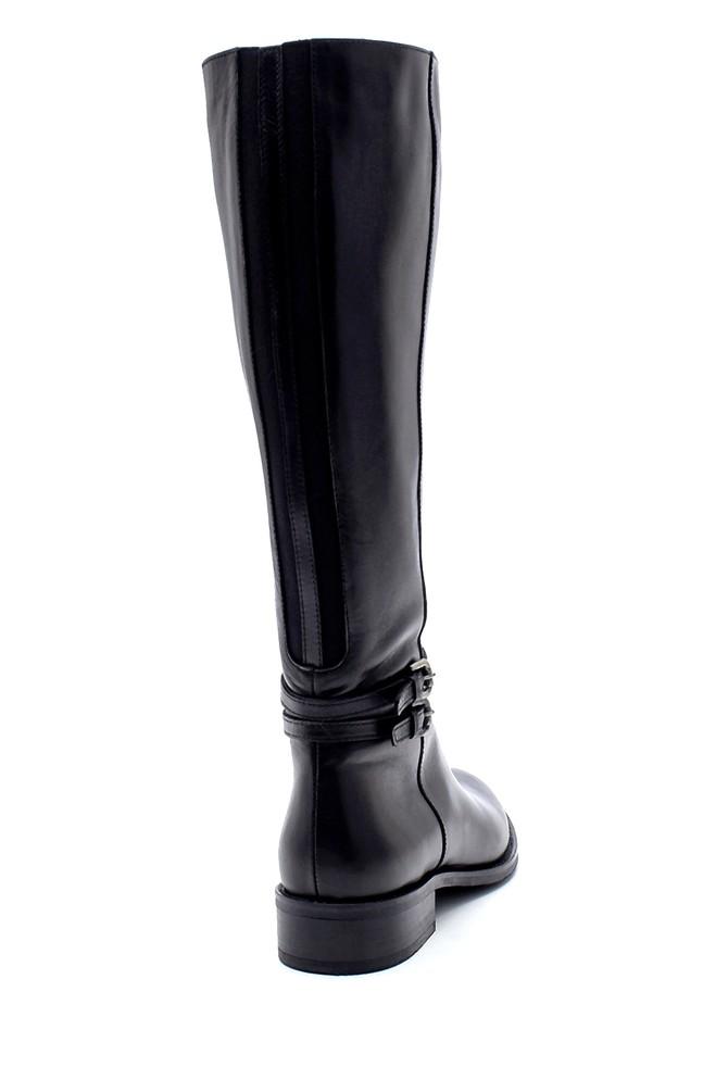 5638213013 Kadın Deri Çizme