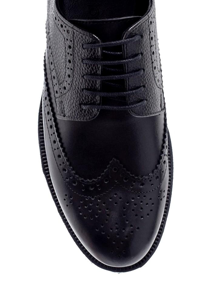 5638218684 Erkek Deri Klasik Ayakkabı