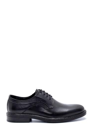 Siyah Erkek Deri Klasik Ayakkabı 5638218716