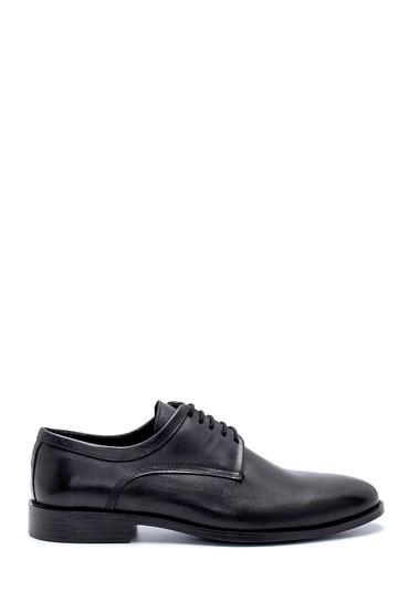 Siyah Erkek Deri Klasik Ayakkabı 5638218743