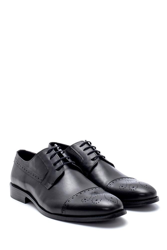 5638218764 Erkek Deri Klasik Ayakkabı