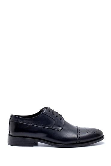 Lacivert Erkek Deri Klasik Ayakkabı 5638218766