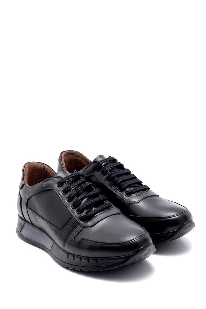 5638218829 Erkek Deri Sneaker