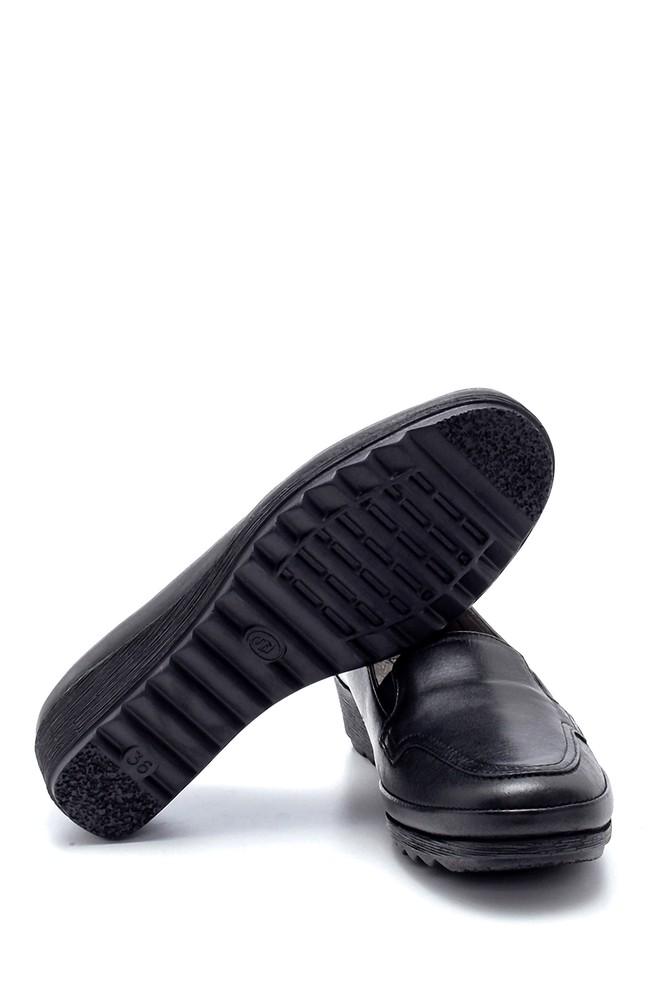 5638217012 Kadın Deri Ayakkabı